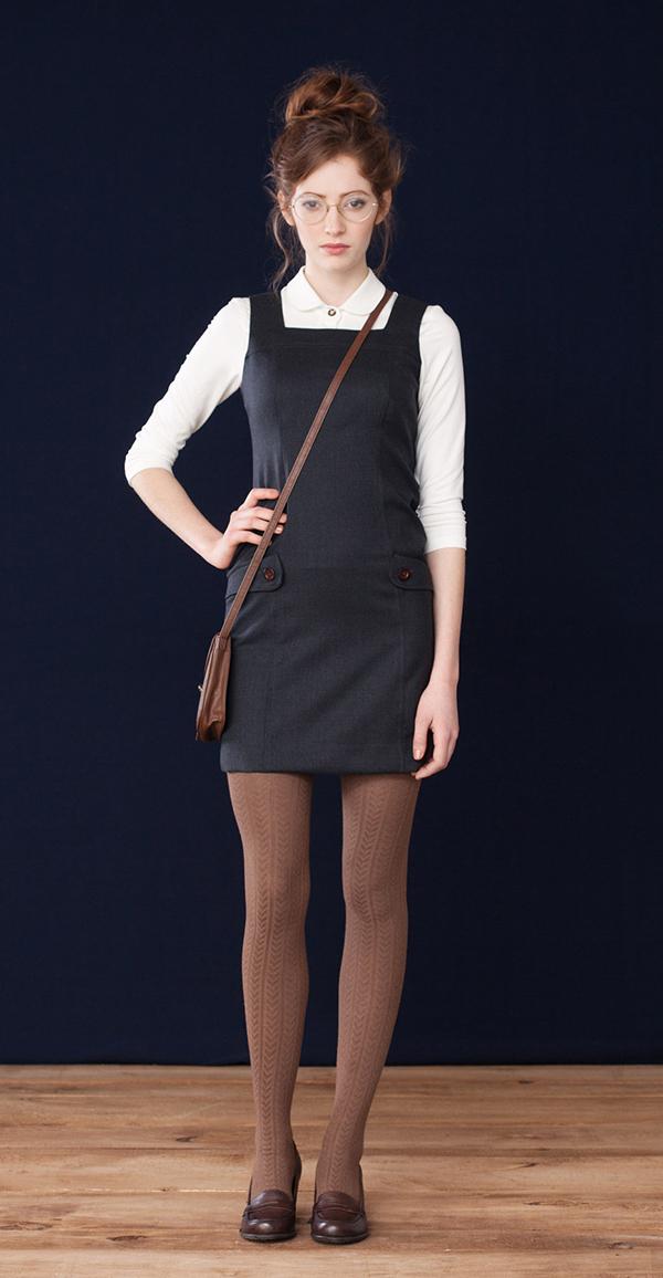 Pinafore Dress Fall Fashion