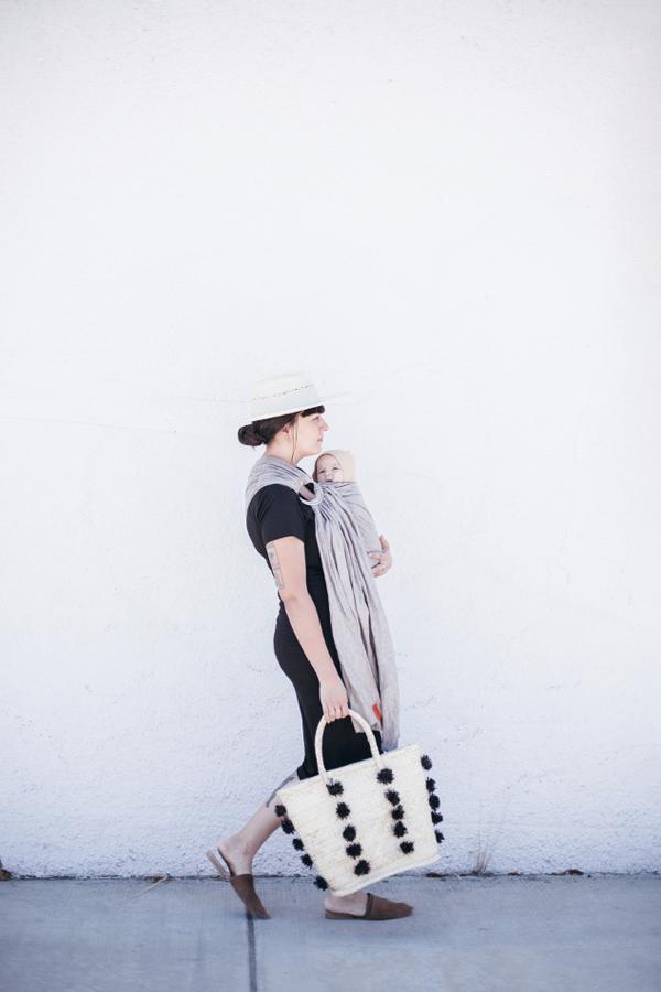 calivintage - storq maternity dress