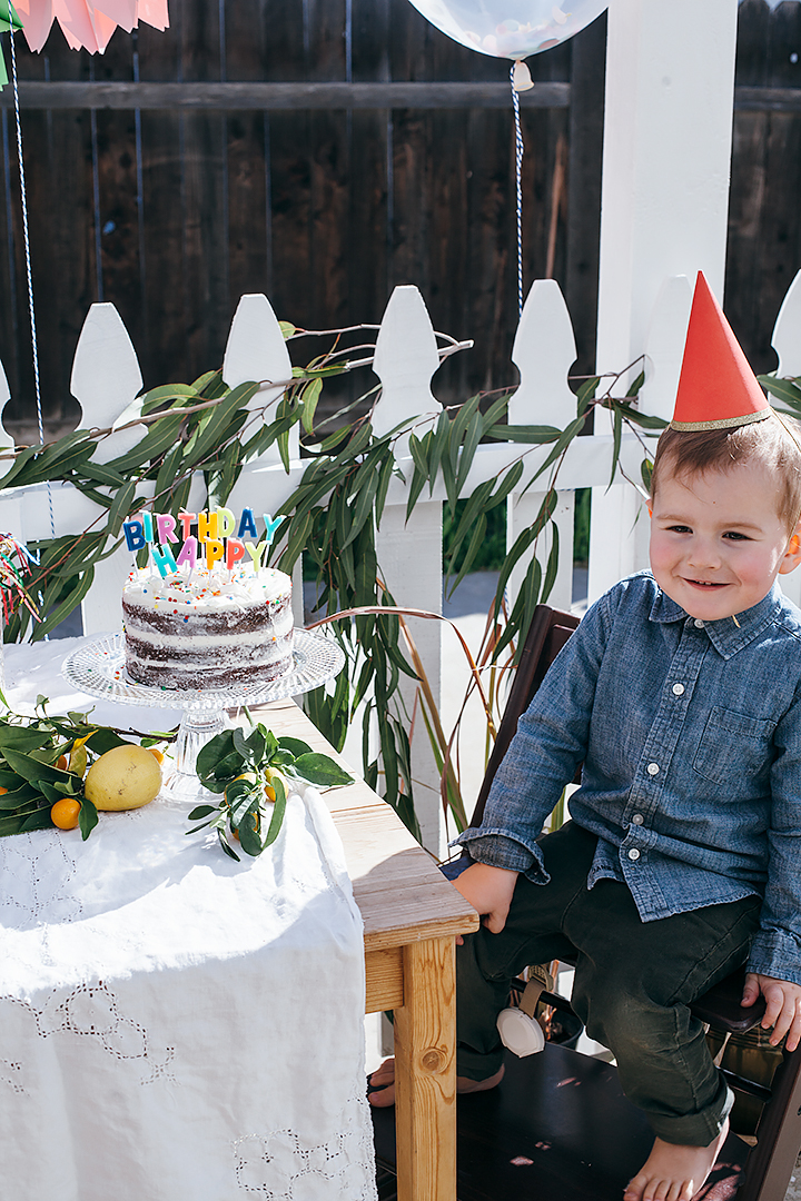 calivintage - adam turns three