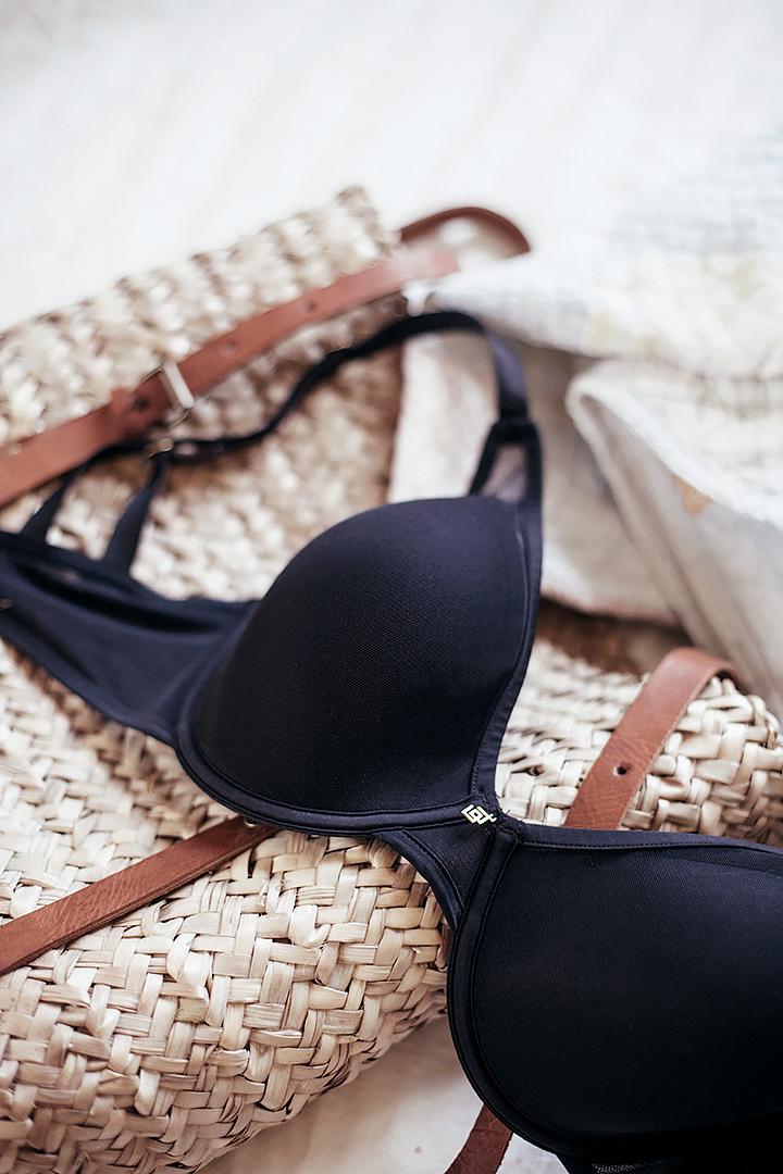 calivintage - third love perfect contour plunge bra